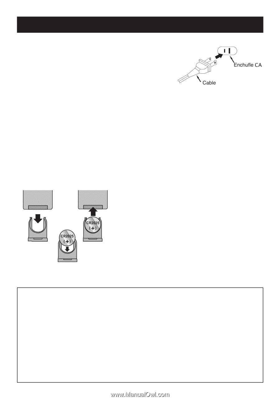 Memorex Mi1111-BLK | User's Manual - Page 37