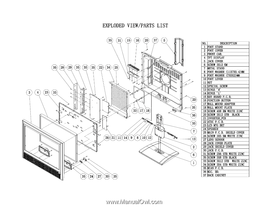 memorex wiring diagram