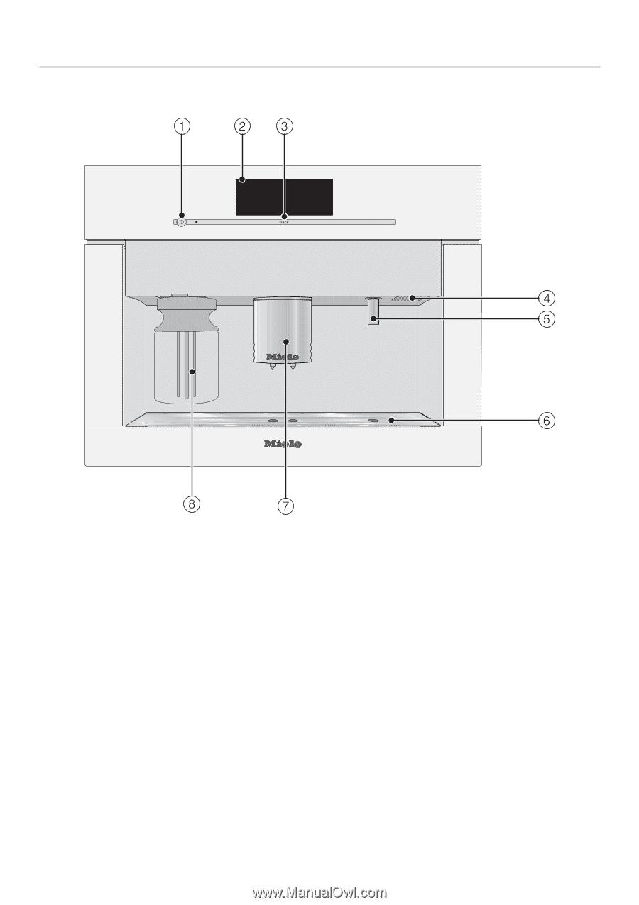 Miele Cva 6805 Product Manual