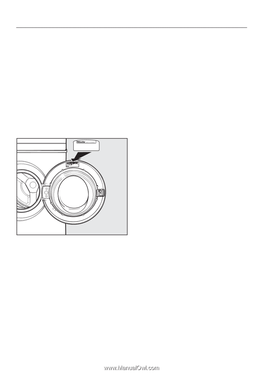 miele pw 6065 operating and installation manual page 44 rh manualowl com miele pw 5065 service manual miele service manual download g800 pdf zip