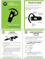 motorola h670 user manual daily instruction manual guides u2022 rh testingwordpress co motorola h710 instruction manual motorola h710 user manual pdf