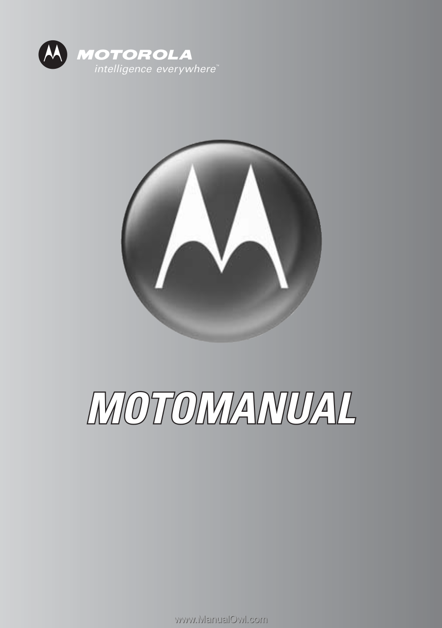 motorola hs850 user manual rh manualowl com motorola bluetooth hs850 user manual Motorola H700
