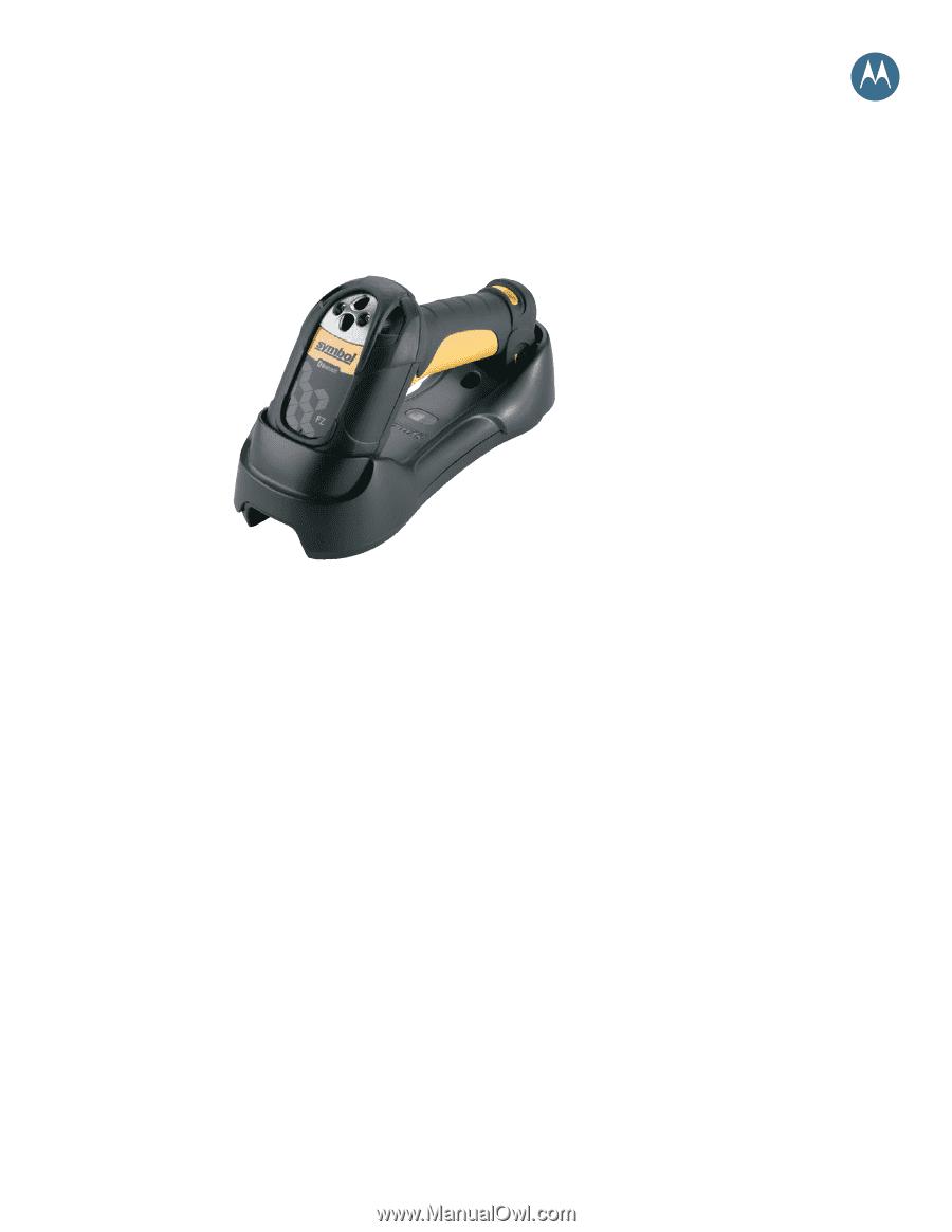 motorola ls3578 er user manual rh manualowl com LS3578 Manual Symbol LS3578