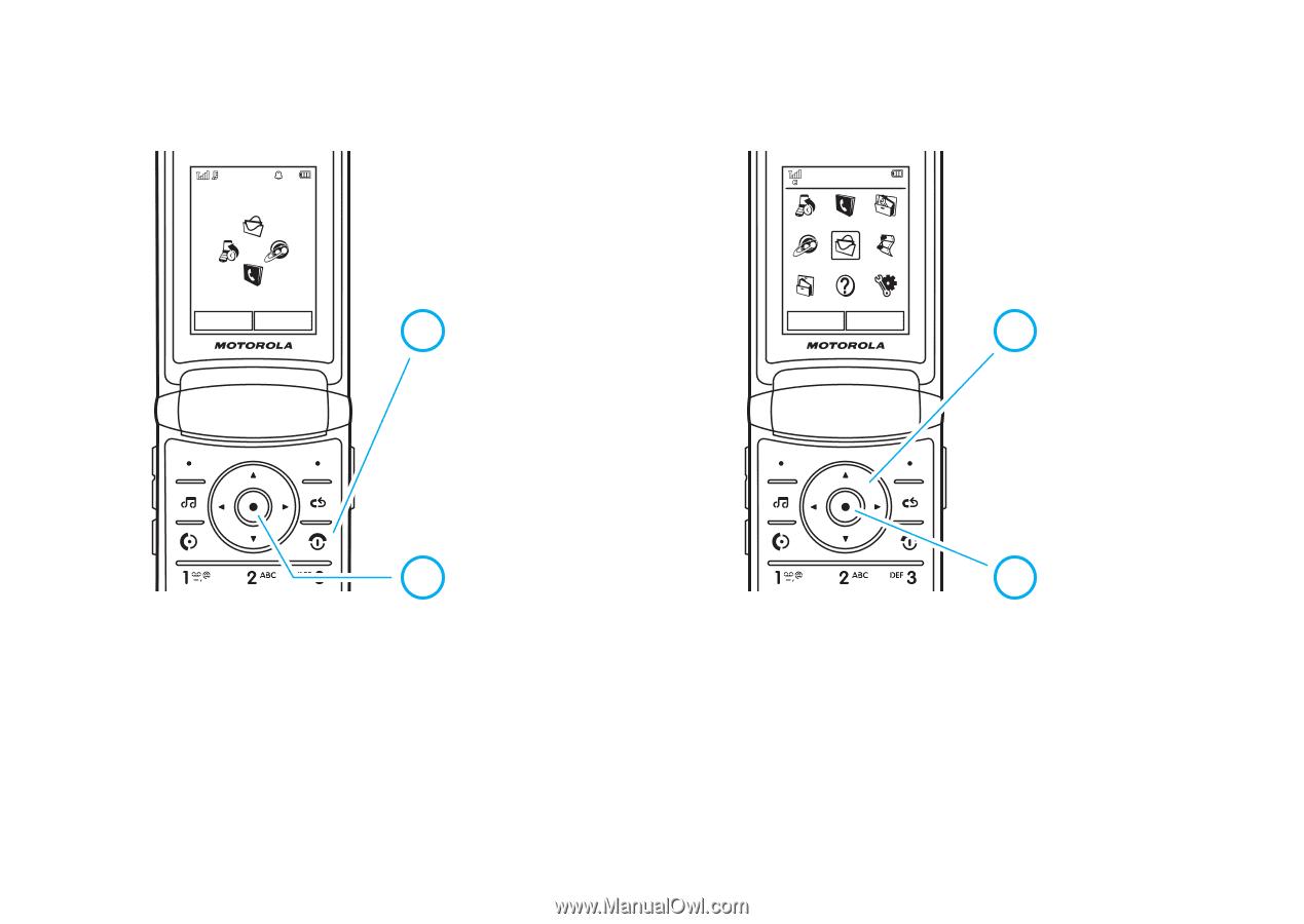 motorola v8 manual