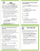 motorola t505 quick start guide rh manualowl com Motorola Syn1717a Motorola Syn1717a