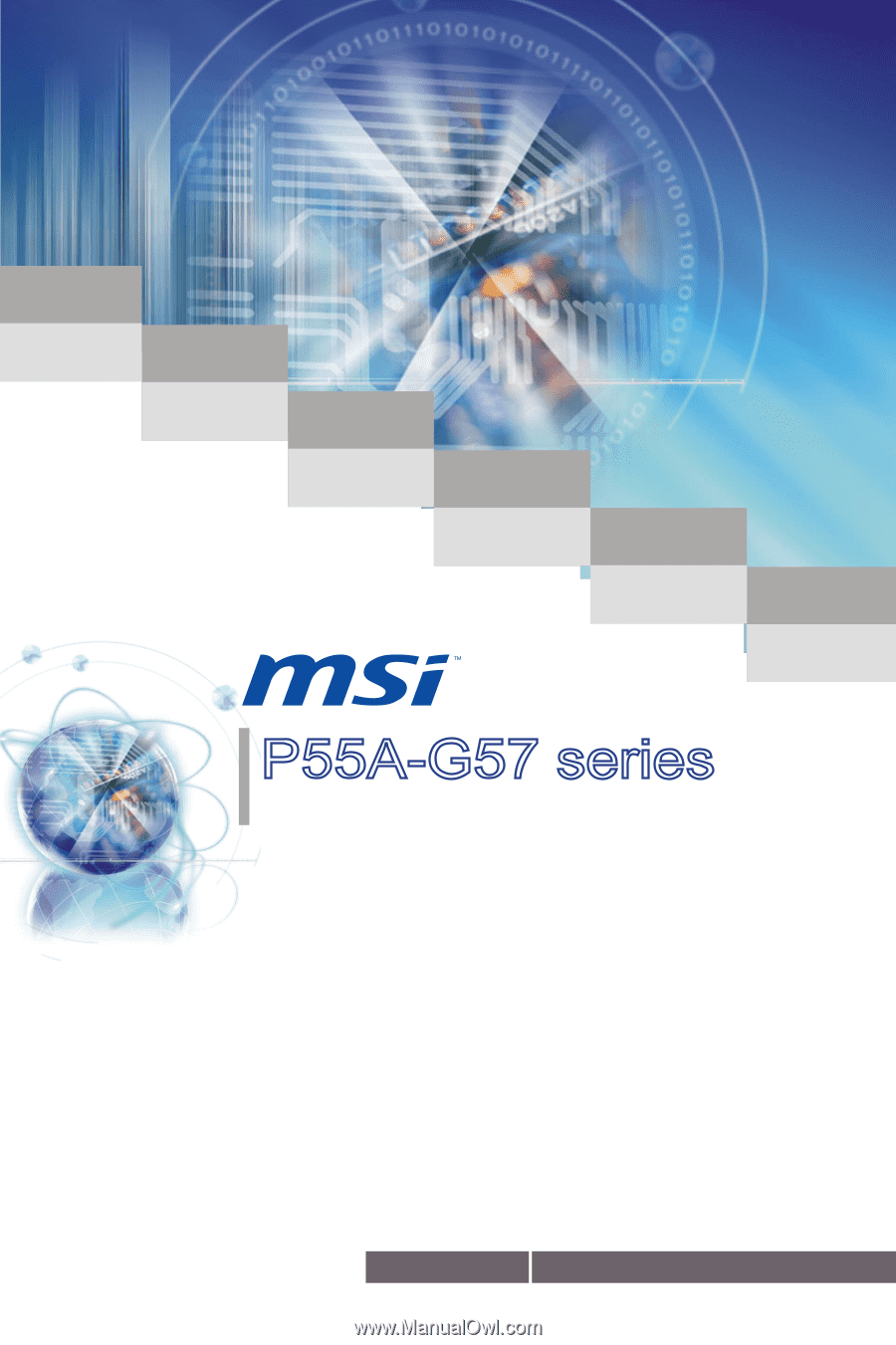 MSI P55A-G57 DRIVE BOOSTER MANAGER DRIVERS DOWNLOAD FREE