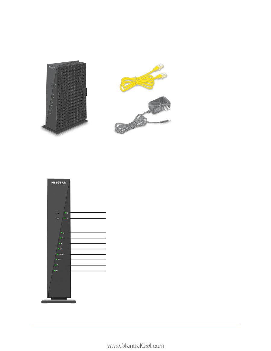 Netgear C6300 | User Manual - Page 13