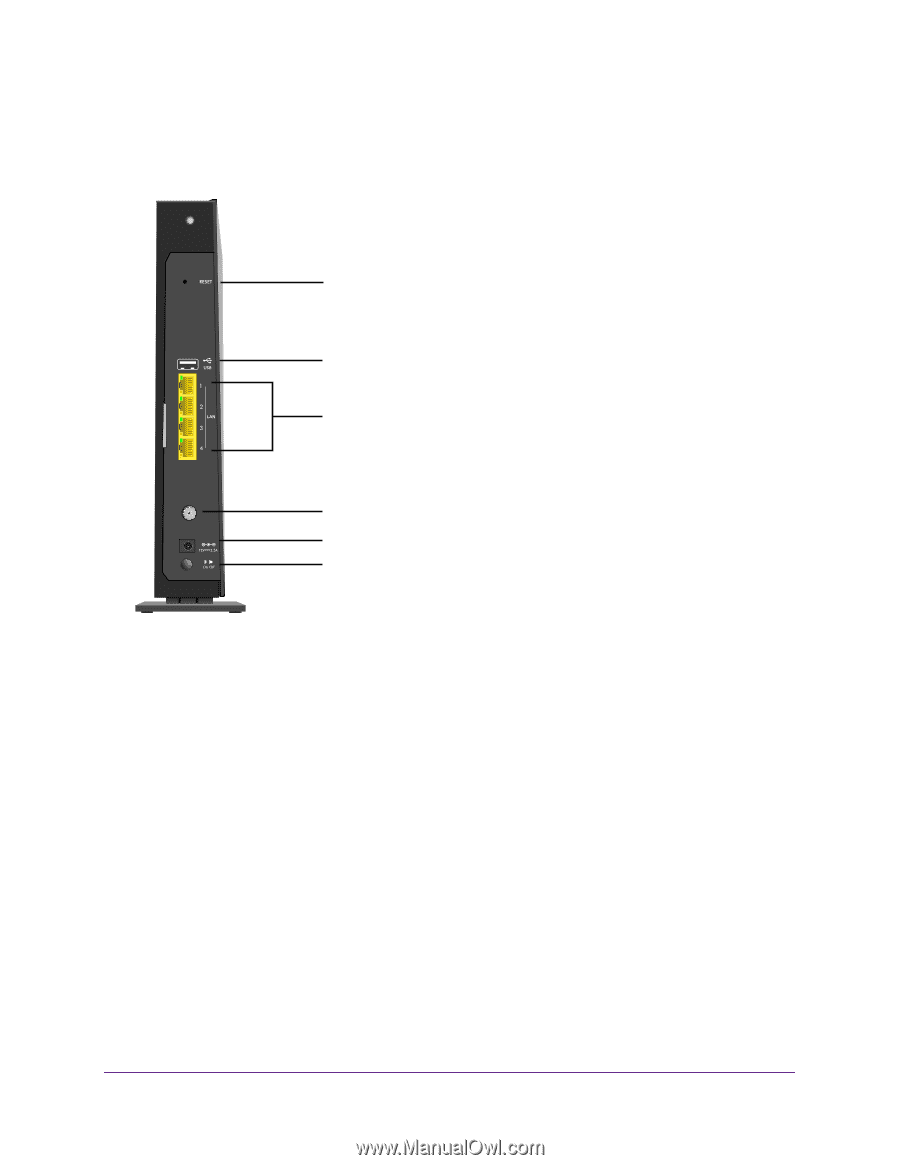 Netgear C6300 | User Manual - Page 8
