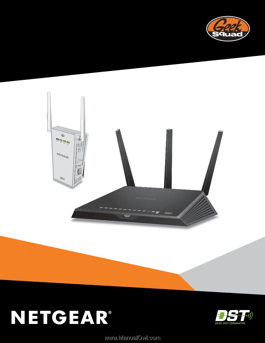 Netgear R7300DST | User Manual
