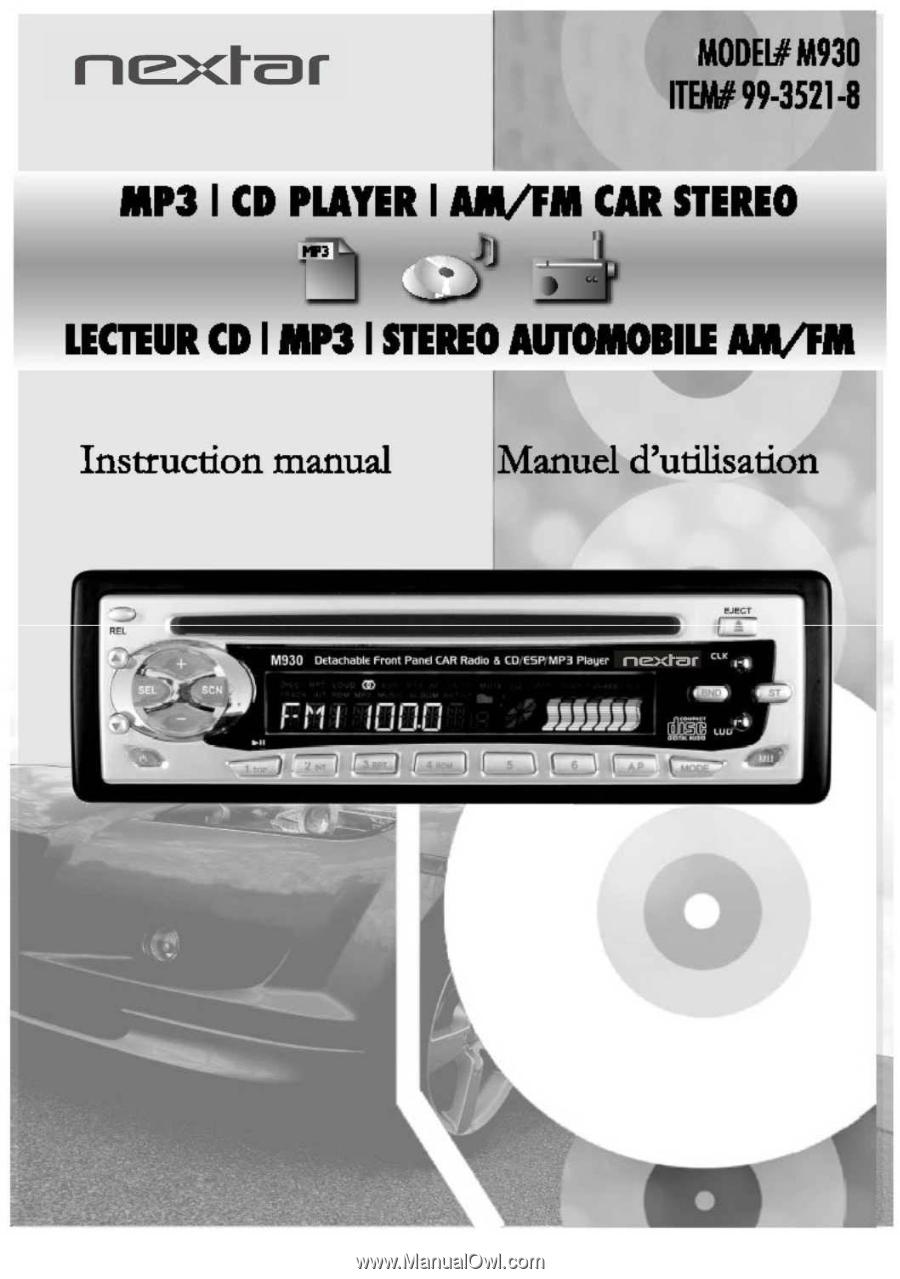 Technika mp3 player instruction manual.