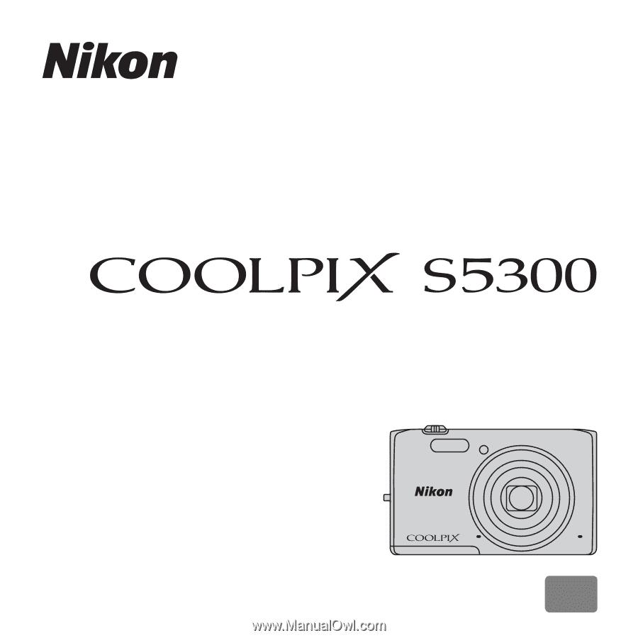 Nikon coolpix s5300 s6900 digital camera micro usb cable cord.