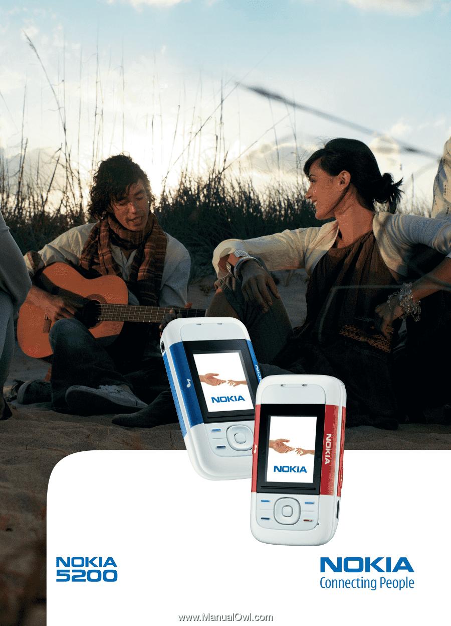 nokia 5200 user guide rh manualowl com Nokia 6600 Nokia 5800
