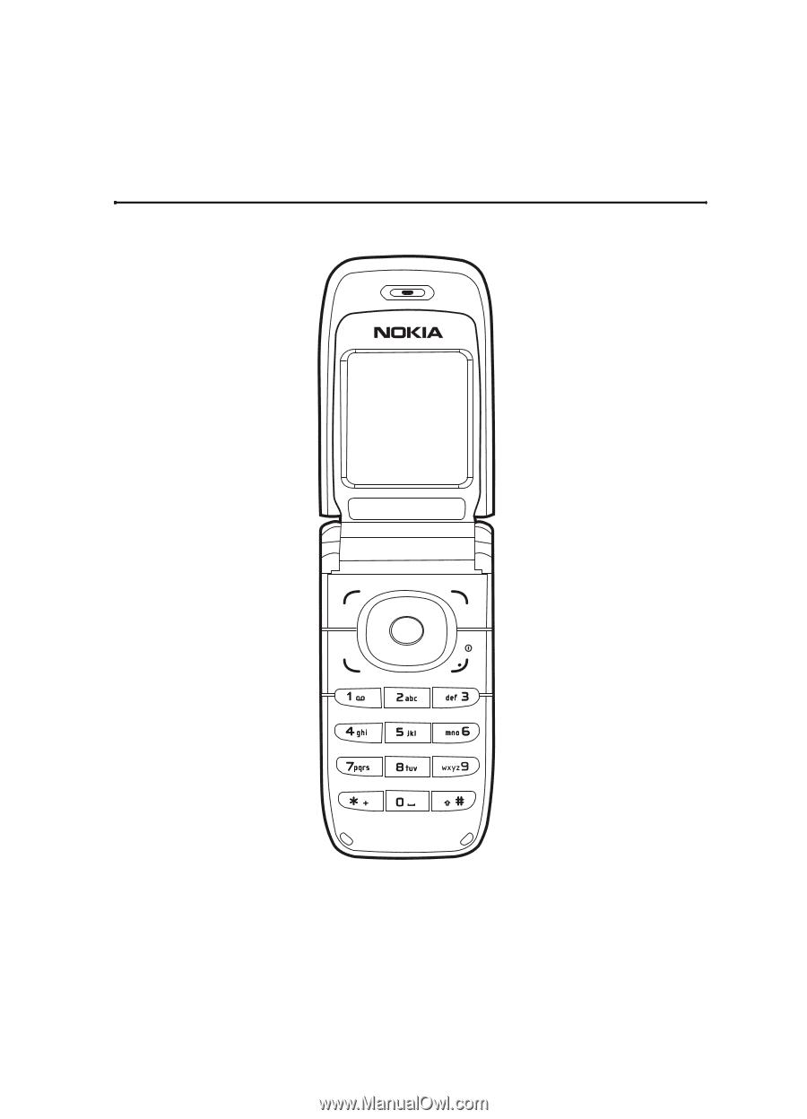 nokia 6061 nokia 6061 user guide in english rh manualowl com Nokia 6065 Nokia 6610