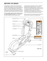 nordictrack cx 1055 elliptical exerciser english manual rh manualowl com nordictrack cx 1055 elliptical manual nordictrack cx 1055 owners manual