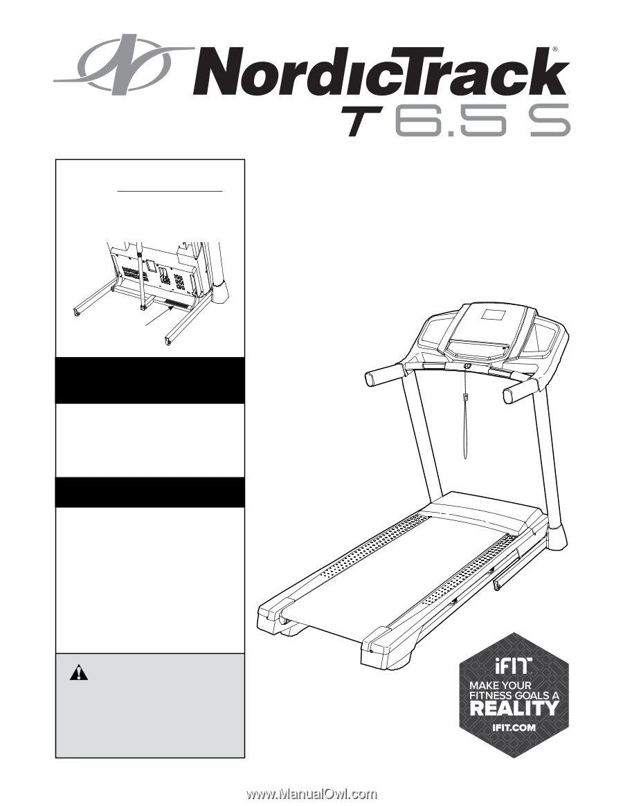 nordictrack t 6 5 s treadmill manual rh manualowl com horizon treadmill owners manual sportcraft tx2.5 treadmill owners manual