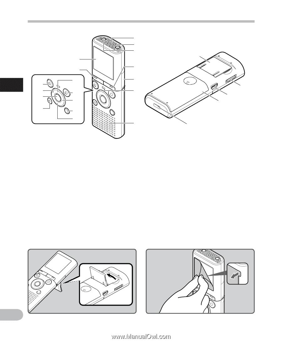 olympus vn 702pc vn 702pc detailed instructions english page 12 rh manualowl com olympus vn-702pc manual pdf
