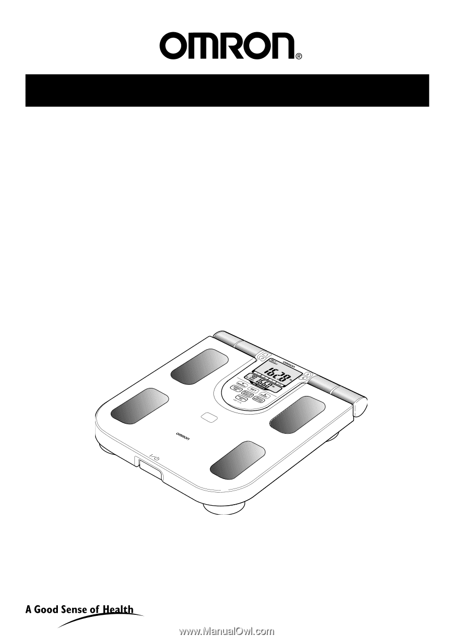 omron hbf 516b instruction manual rh manualowl com