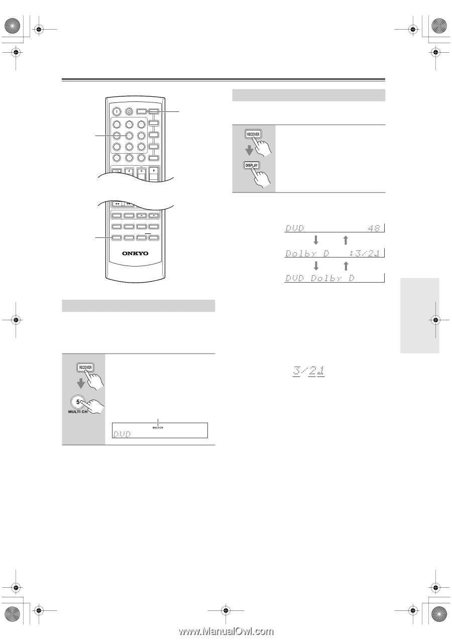 Onkyo HT-R530 | Owner Manual - Page 38