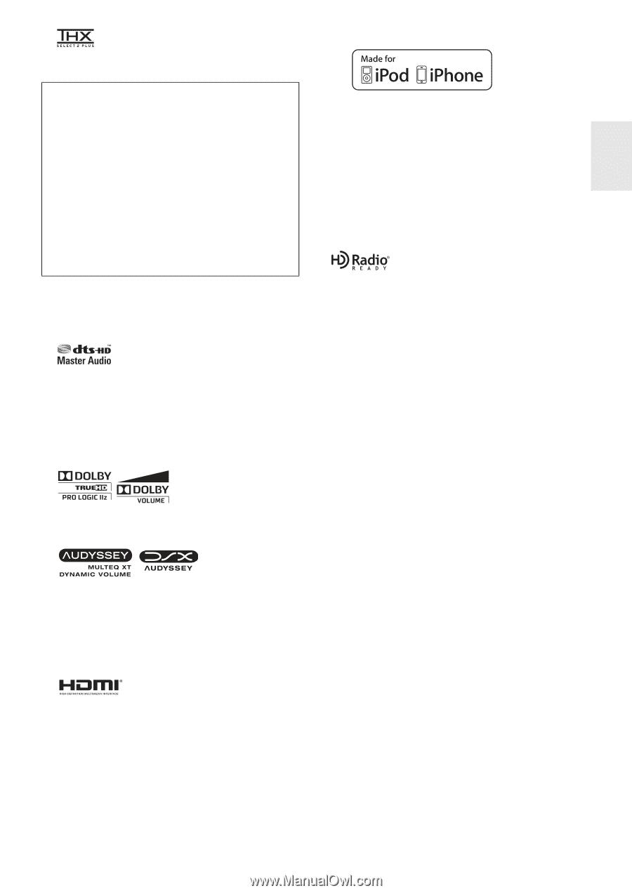 Onkyo TX-NR809 | Owner Manual - Page 14