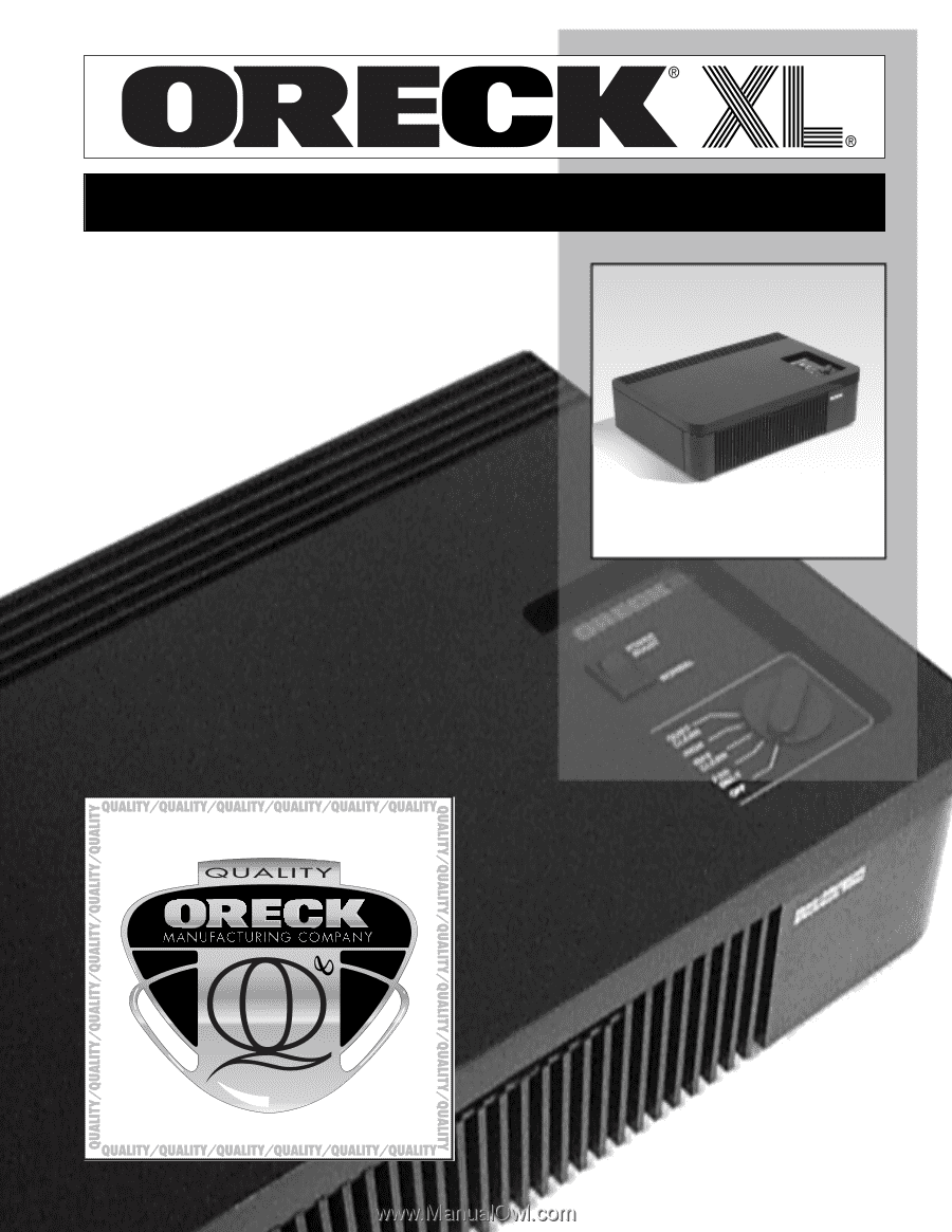 Oreck Air 6 Owners Guide Hand Vacuum Wiring Diagram S I M P L Y A Z N G Service Manual