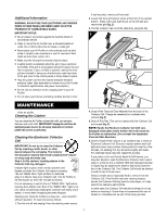 Oreck Xl Professional Owners Guide Page 5