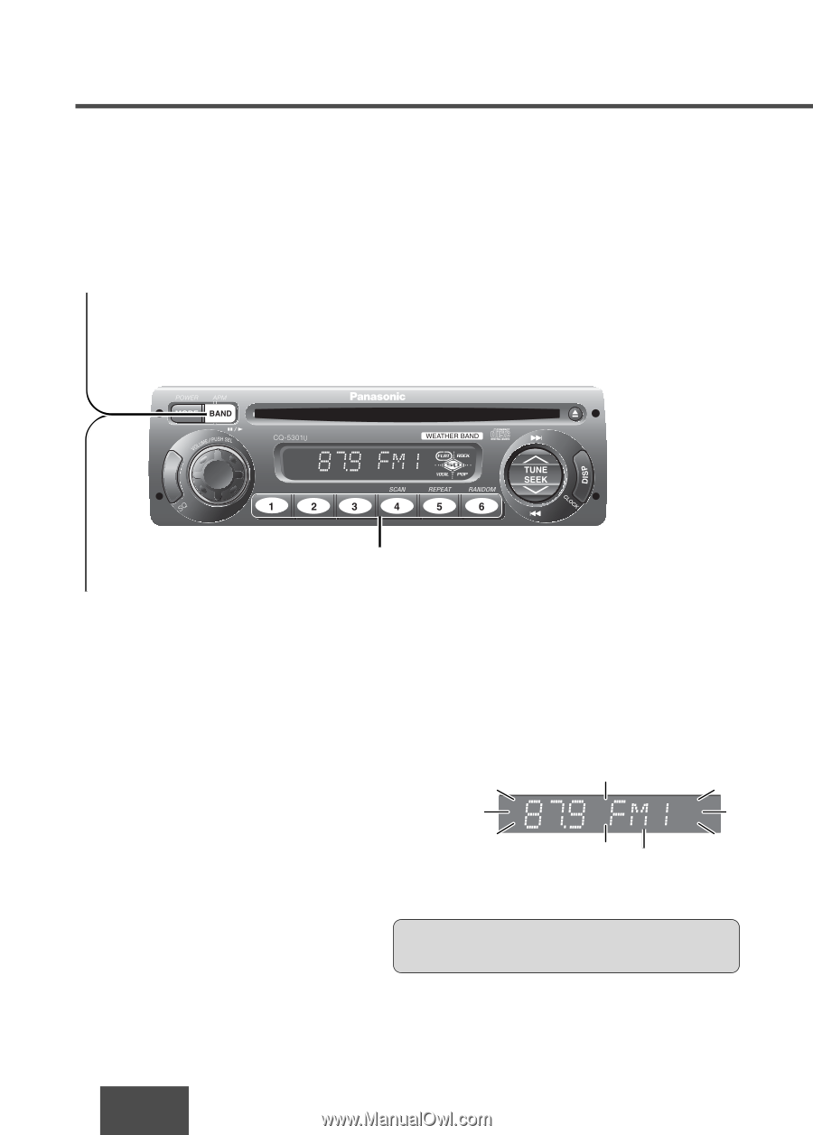Panasonic Cq C5301u Wiring Diagram Reinvent Your Microwave Cq5301u User Guide Page 16 Rh Manualowl Com Pioneer Car