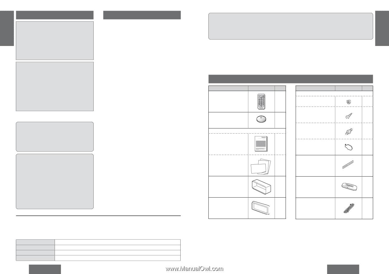 Panasonic Cq C1300u Wiring Diagram Free Download Rx100u Cqc1300u User Guide Installation At