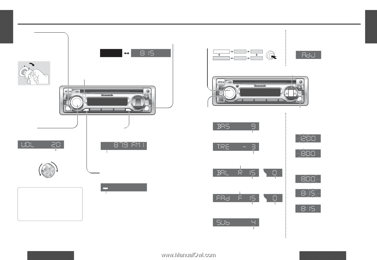 Panasonic Cq Dp103u Wiring Diagram Free Download Microwave Cqdp133u Auto Radio Cd Deck Schematics At