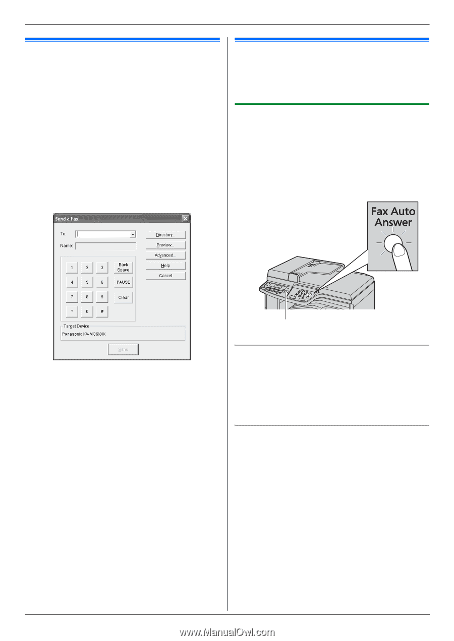 Panasonic KX-MC6020E Multi-Function Station Device Monitor Driver for Windows 7