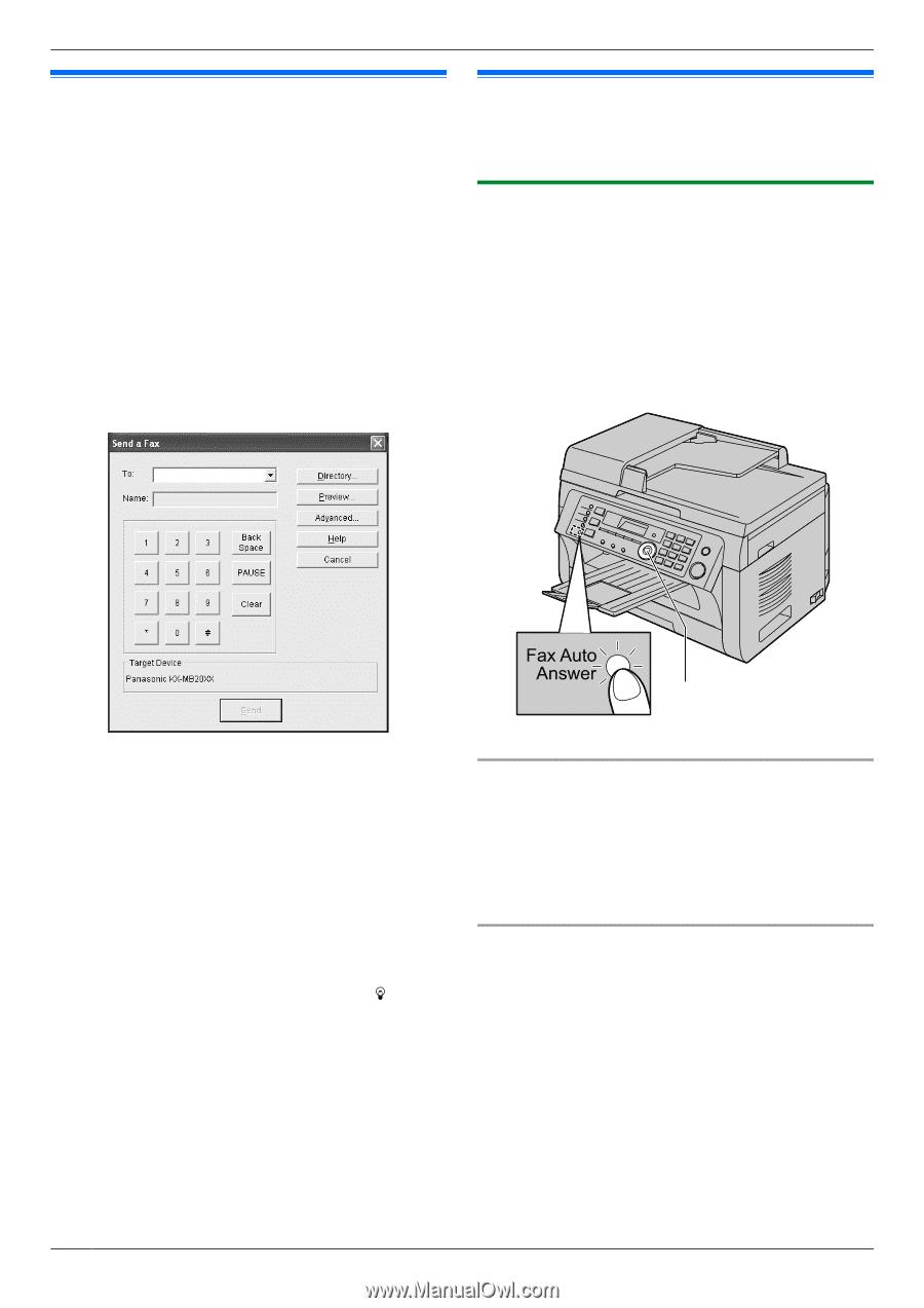 Panasonic KX-MB2030AG Multi-Function Station Download Driver