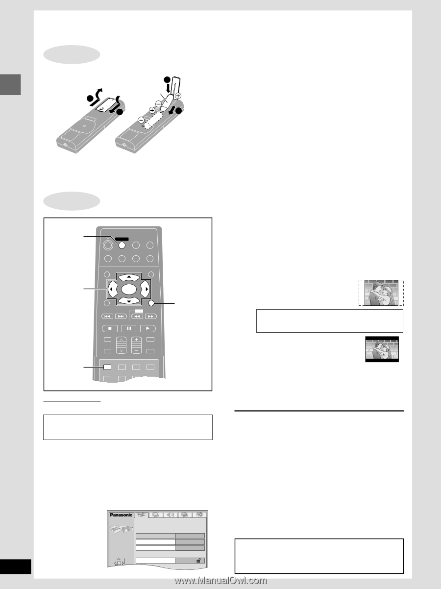 panasonic saht75 saht75 user guide rh manualowl com Manual Panasonic Radio Panasonic Technical Support