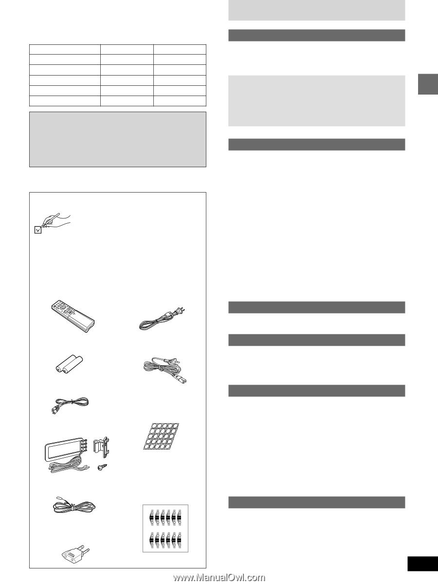 panasonic saht75 saht75 user guide rh manualowl com Example User Guide Quick Reference Guide