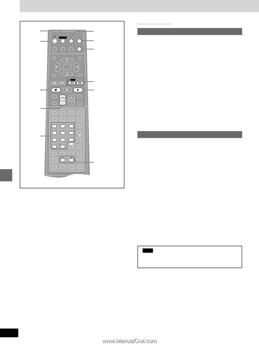 panasonic saht75 saht75 user guide page 34 rh manualowl com Operating Manuals Panasonic Phones Panasonic Cordless Phones