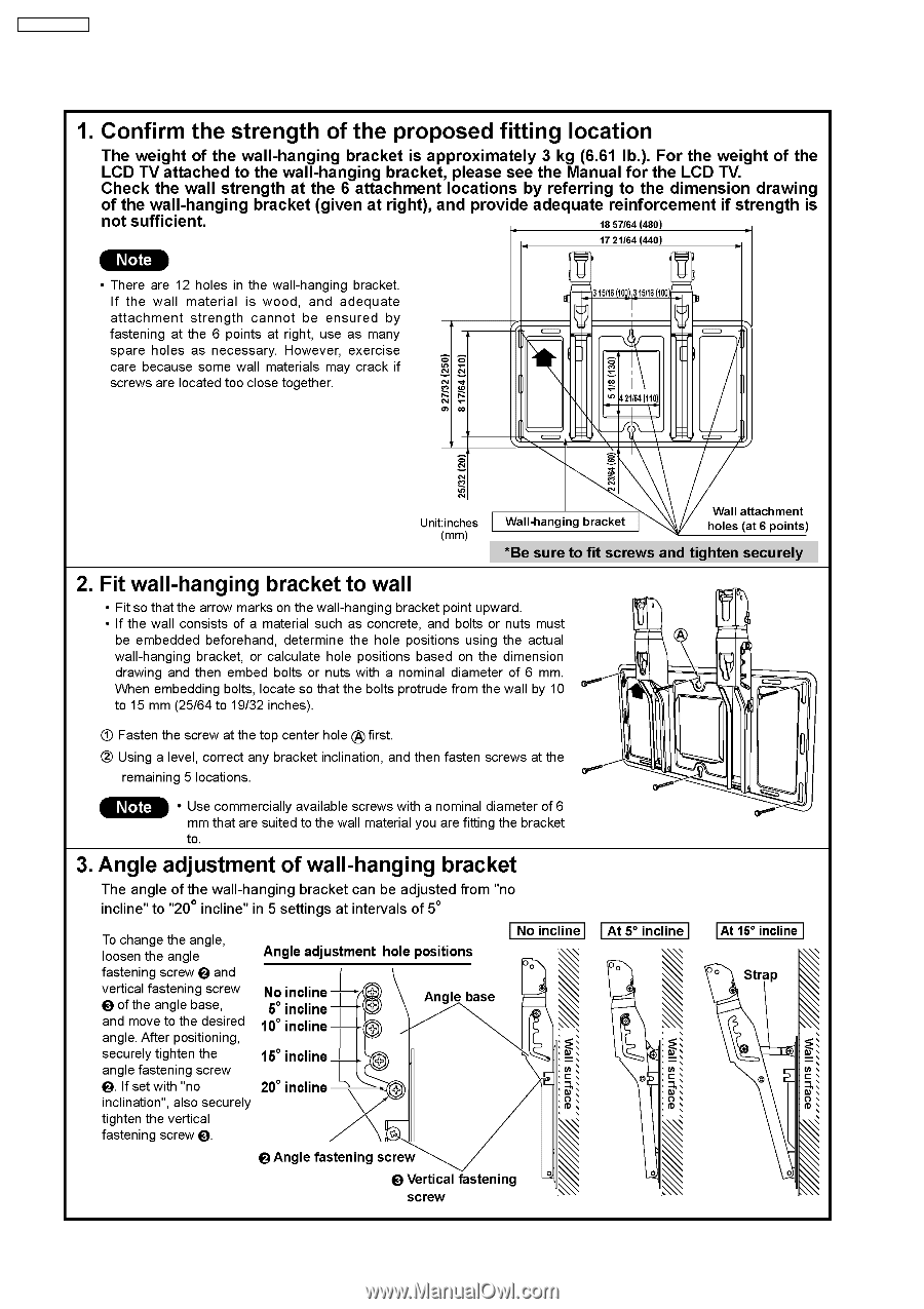 panasonic ty wk32lr2w service manual page 4 rh manualowl com Online User Guide Example User Guide