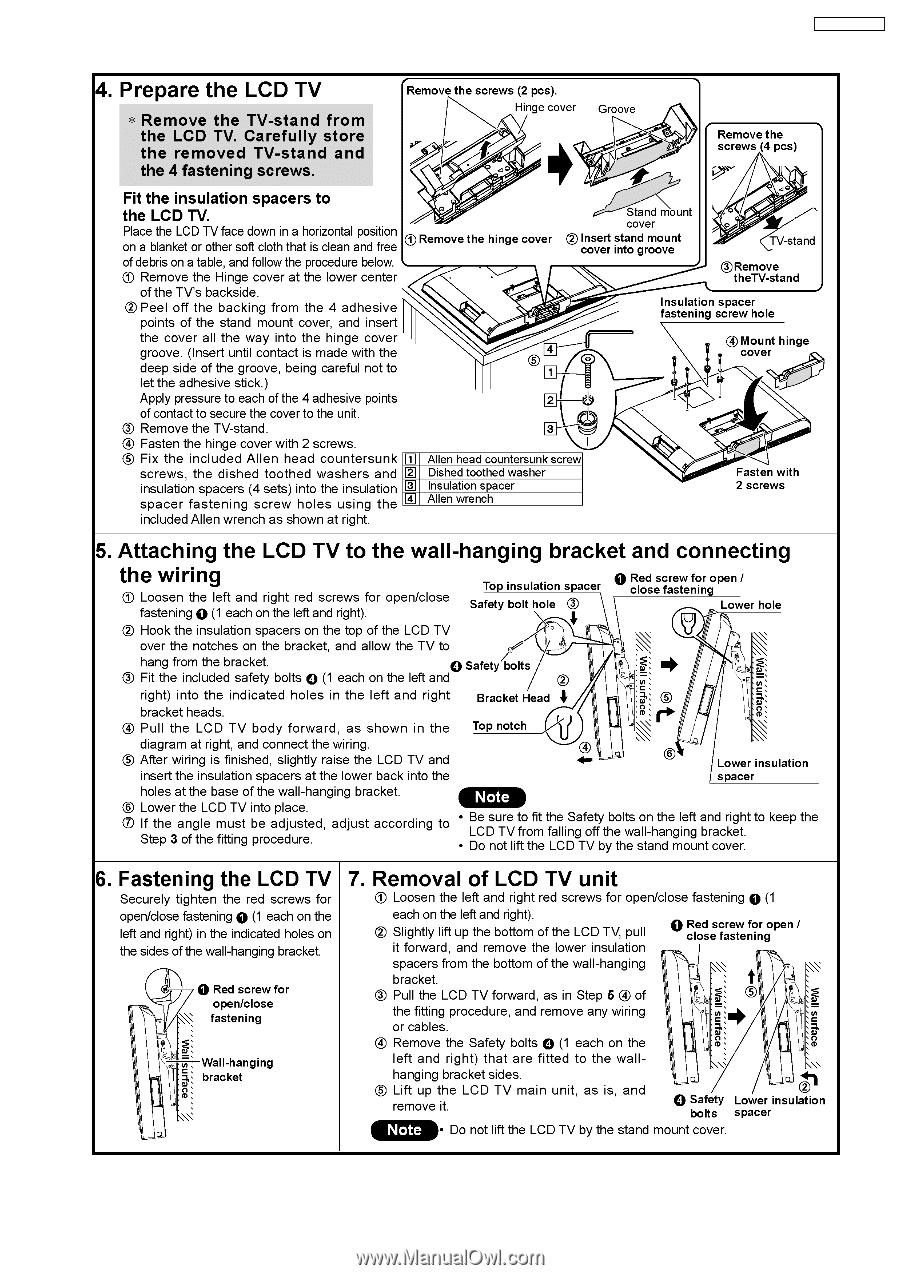 panasonic ty wk32lr2w service manual page 6 rh manualowl com User Guide Template User Manual