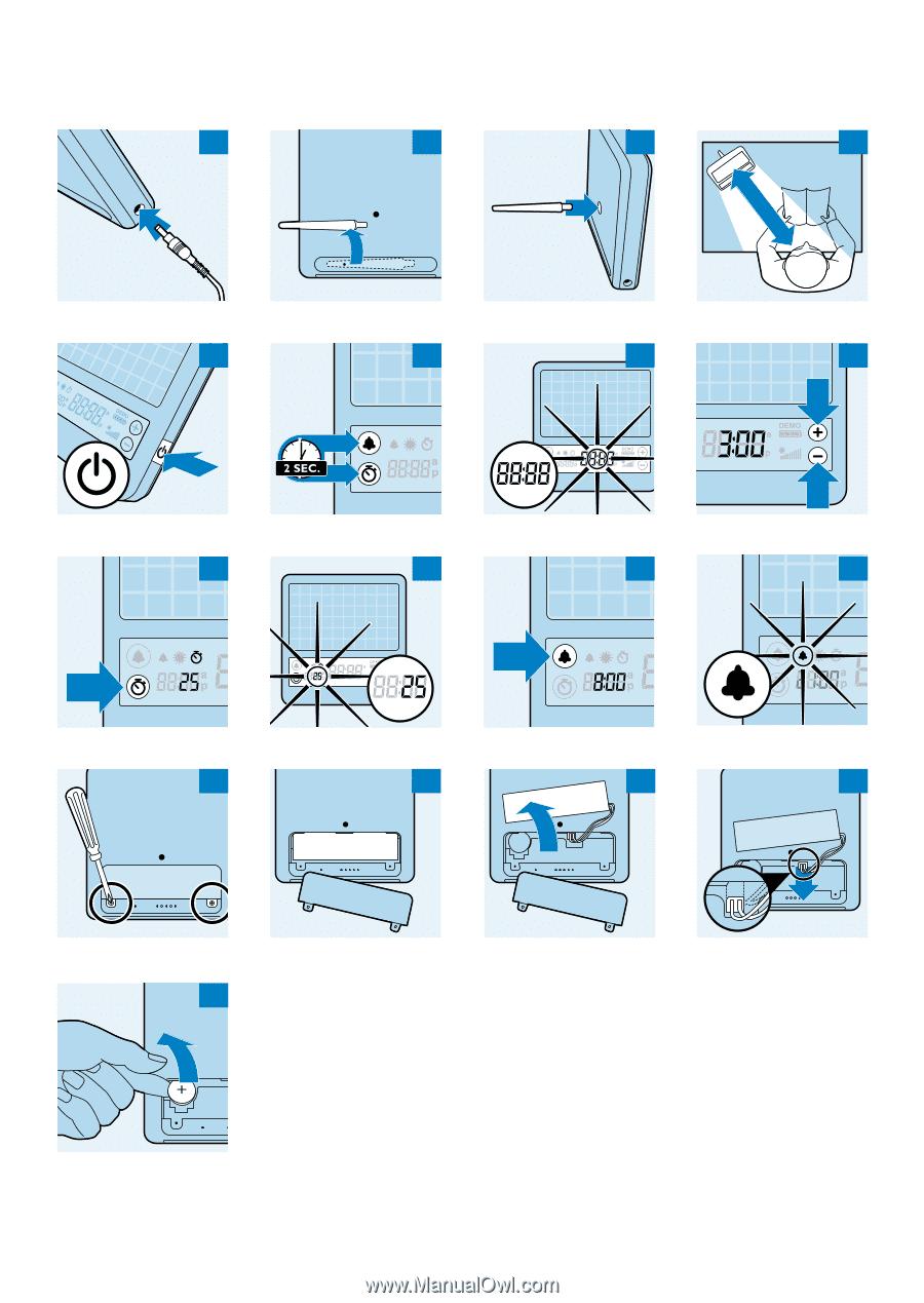 Philips Hf3332 User Manual