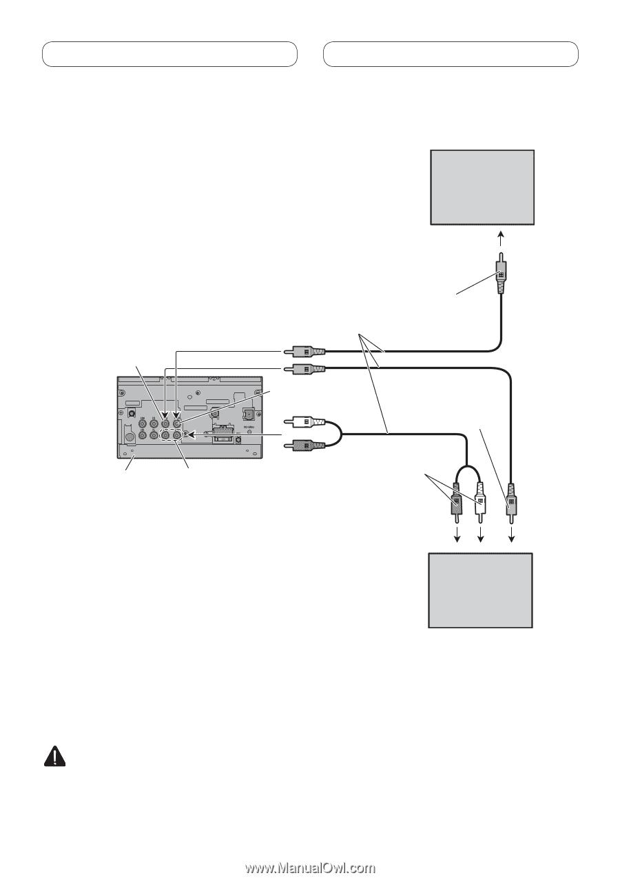Pioneer Avh P3100dvd Installation Manual Page 6 12