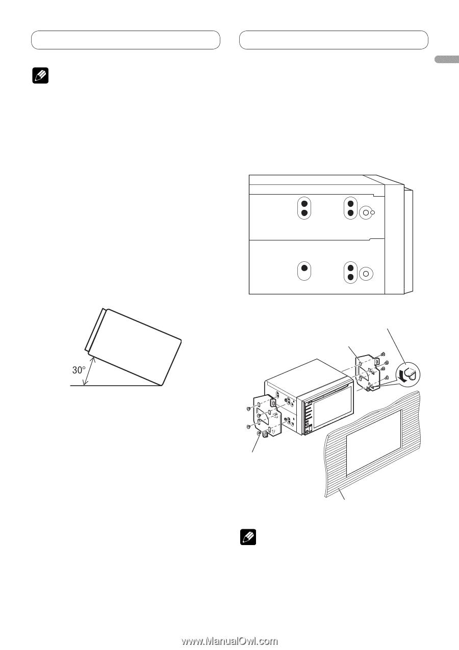 Pioneer Avh P3100dvd Installation Manual Page 9 13