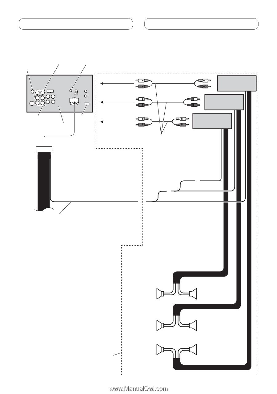 Pioneer Avh X1600Dvd Wiring Diagram from www.manualowl.com