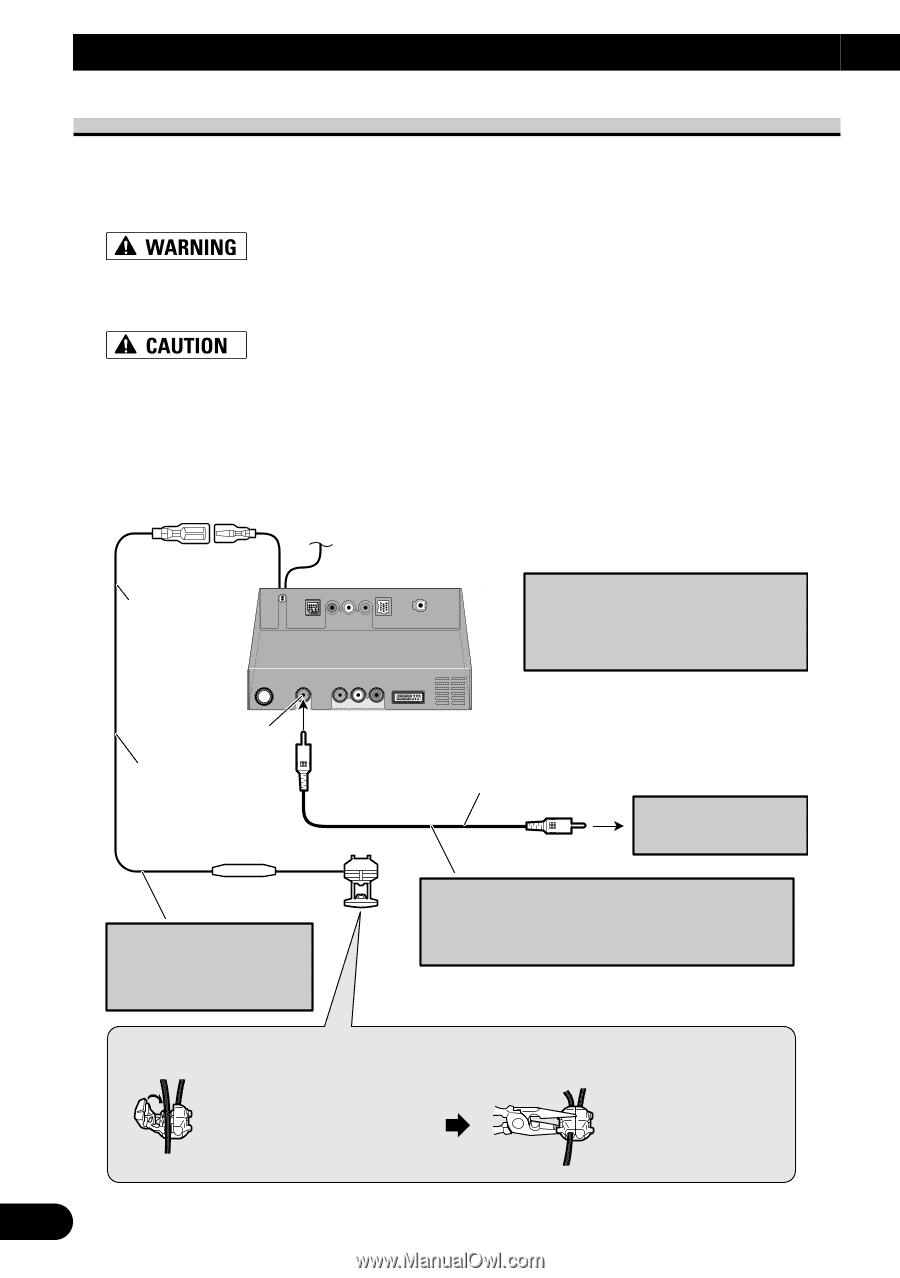 Pioneer Deh P3500 Wiring Diagram from www.manualowl.com