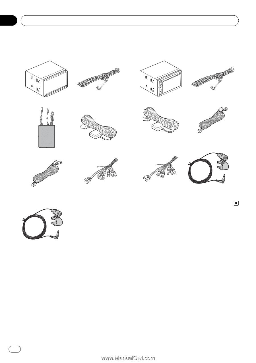 Pioneer AVIC-X940BT   Installation Manual