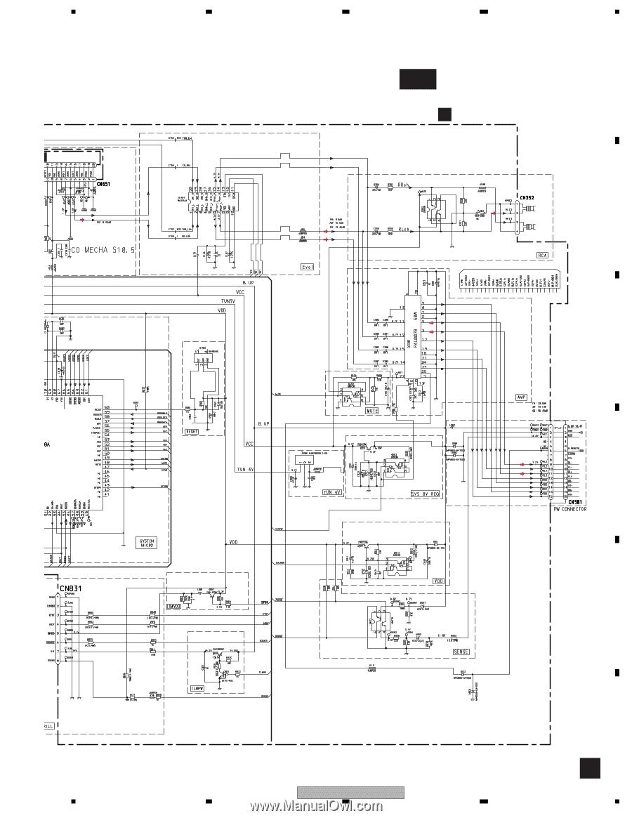 Pioneer Deh 2800mp Wiring Diagram