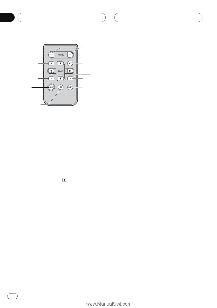 Pioneer Deh P4800mp Manual P7800mp Wiring Diagram Owner S Page 9 Rh Manualowl Com Aux Input