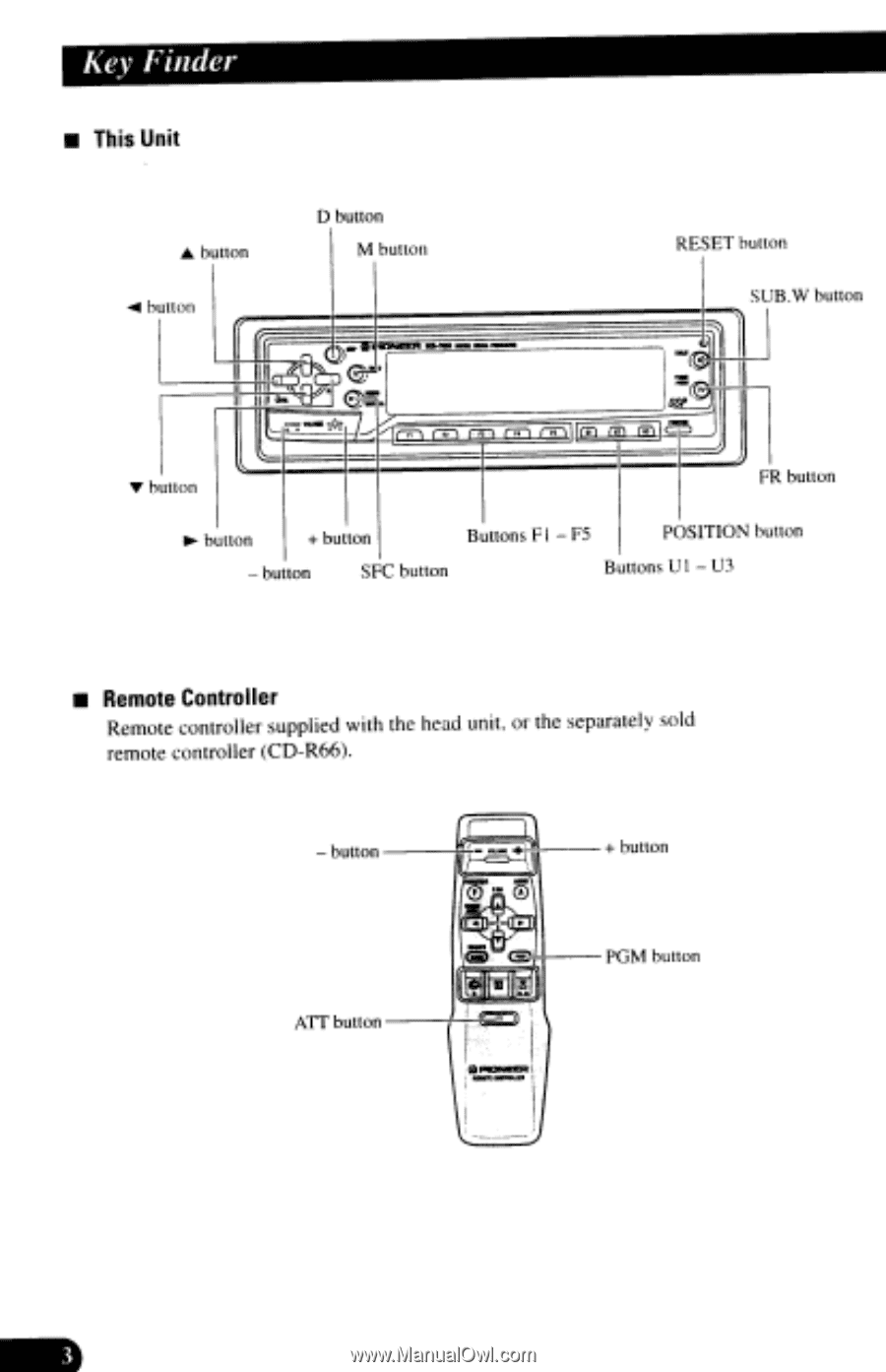 Pioneer Eq 6500 Wiring Diagram from www.manualowl.com