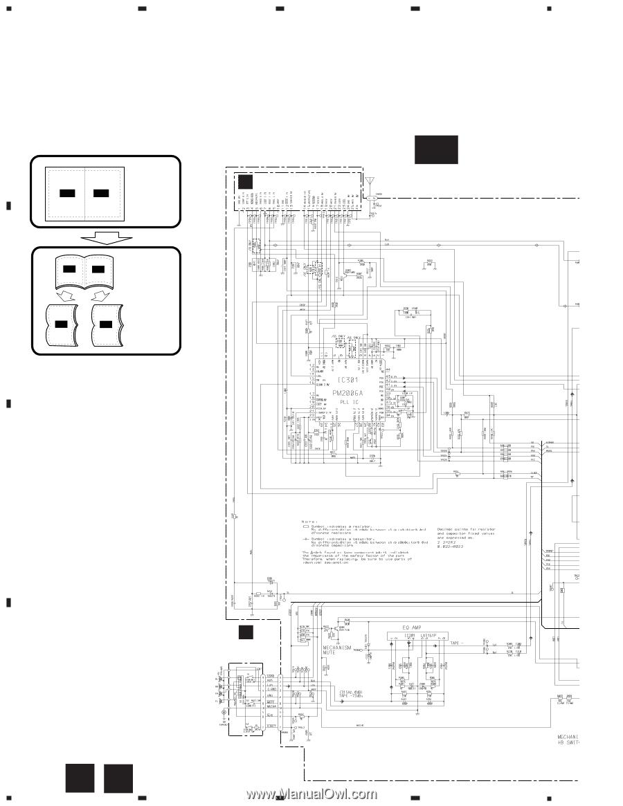Pioneer keh p2800 service manual page 8 8 sciox Gallery
