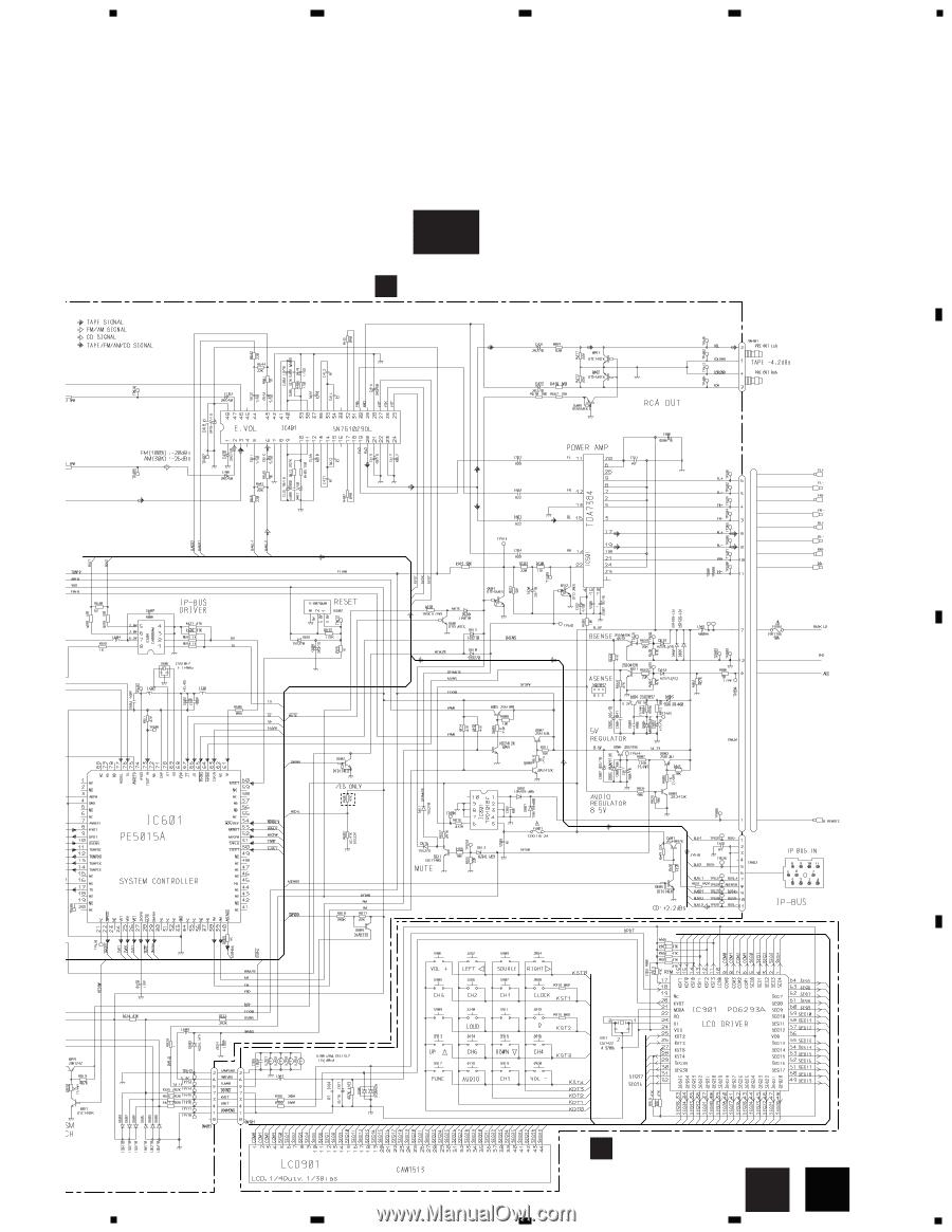 Pioneer keh p2800 service manual page 9 9 sciox Gallery
