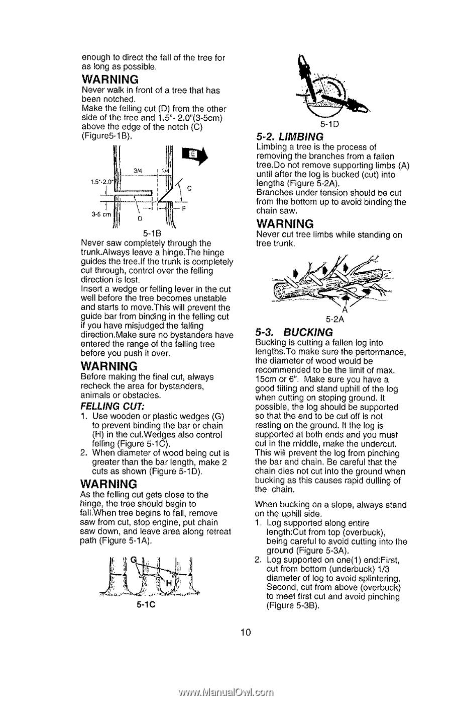 poulan chainsaw manual pln1514