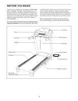 proform 600 lt treadmill manual