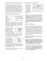 proform 695 lt treadmill manual