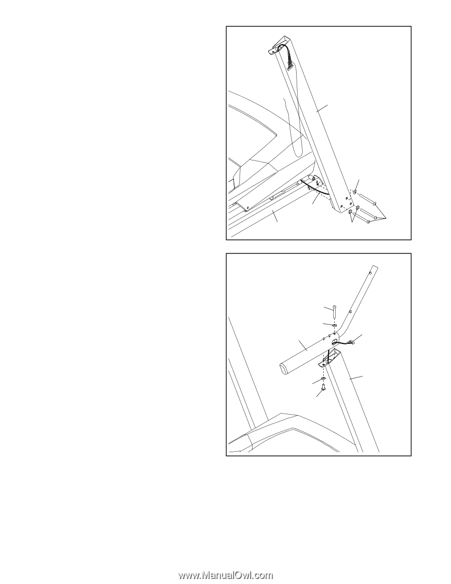 Diagram Treadmill Wiring Proform Pftl39513 1 Electrical Performance 300 English Manual